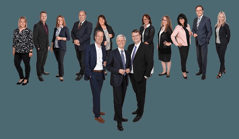 Das Team von Immobilien Hoesch-Kröger-Kampe